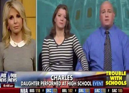 """White Parents Demand Apology For School's Black History Month Event Fox News' morning show """"Fox & Friends"""" interviewed two white Virginia parents, Rebecca and Charles, who are outraged because ..."""