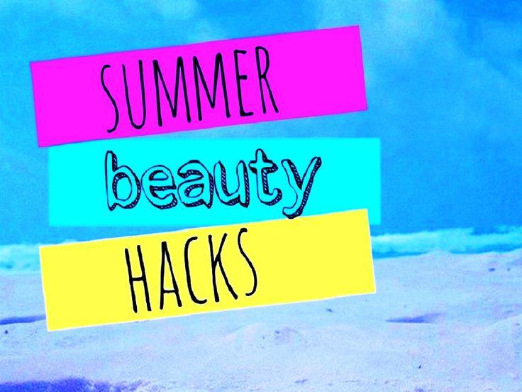 13 szépségápolási trükk nyárra - Önbarnító, leégett bőr és zöld haj miatt sem kell többet aggódnunk!