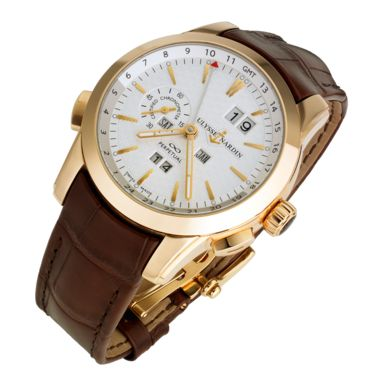 Ulysse Nardin Perpetual Calendar watch is one to add to your Christmas list.  www.kingdom-london.com