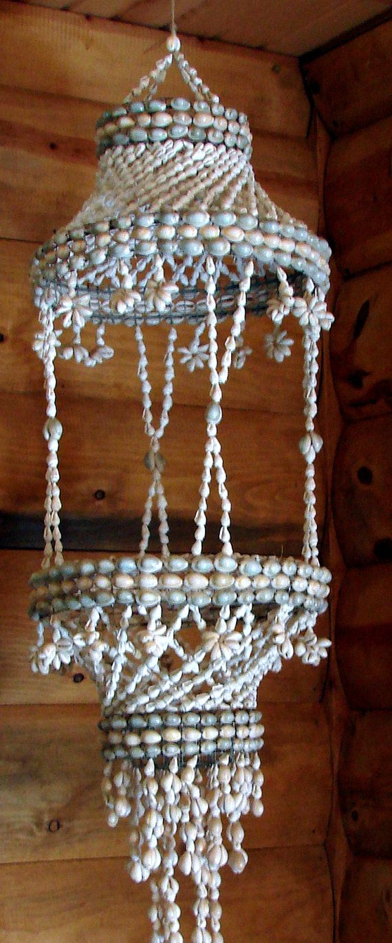 23 Best Images About Shell Hanging Planter Hanging Garden