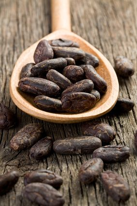 Yummy cacao nibs contain flavonoids, which are known to help lower blood pressure and improve blood flow