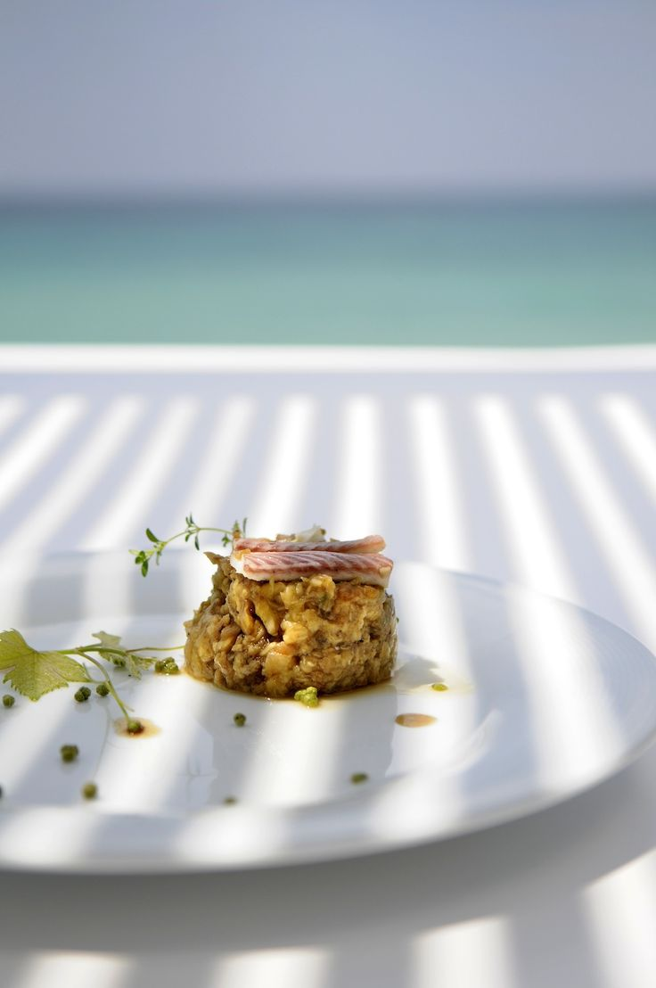 Enjoy the Greek fresh fish with the best sea view...