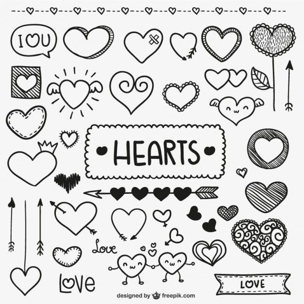 Holiday Coloring Pages valentine hearts coloring pages : 1000+ %(singular_object)s : Ideas para dibujar, Dibujos de disney y ...