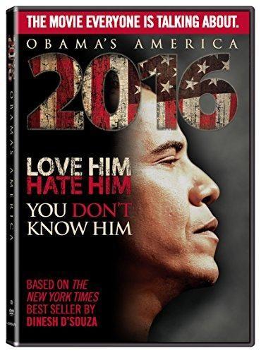 2016: Obama's America DVD