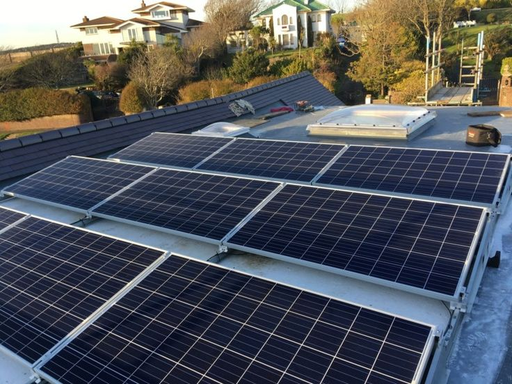 Solar PV system recently installed in Brighton, East Sussex for Mr P https://www.tlgec.co.uk/p/solar-pv-brighton-east-sussex-mr-p/ #SolarPV