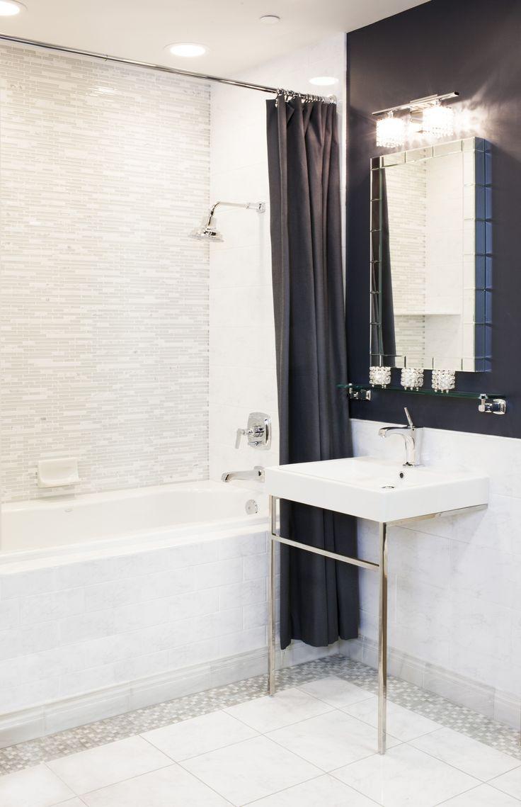 35 best Bathroom - 3rd FL guest images on Pinterest | Bath tub ...
