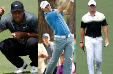 Spieth still favored after active moving day at The Masters - 04-11-2015