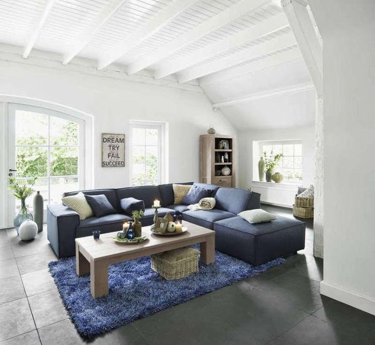 Mezzini hoebank Pronto Wonen, vind de combinatie met meubels en vloerkleed erg mooi