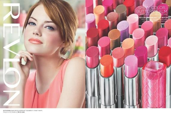 Emma Stone for Revlon
