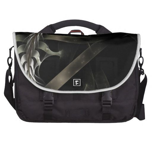 Thorns and Ribbons Laptop Bag