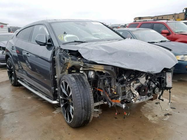 A Wrecked Lamborghini Urus Is For Sale For R1 7 Million Lamborghini Auto Repair Super Cars