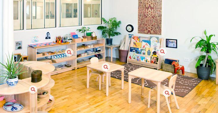 Montessori Classroom Decor ~ Best community plaything room ideas images on pinterest