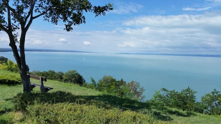 #cycling #aroundbalaton #balaton #hungary #stunnigview #weekendfun #balatonlake #lake #vacation