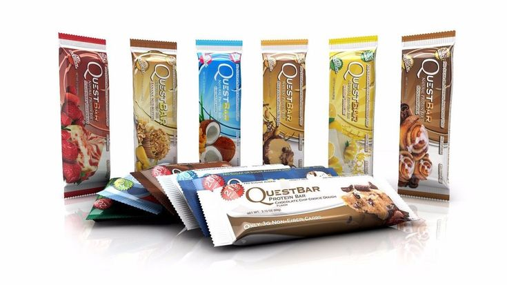 Quest Nutrition QUEST PROTEIN BARS 12 Count Boxes - ALL FLAVORS - BRAND NEW #QuestNutrition