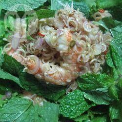 Thai Prawn Salad @ allrecipes.com.au