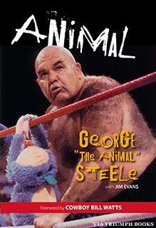 George 'The Animal' Steele Reveals His Take On The Randy Savage-Miss Elizabeth Angle