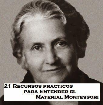 21 Recursos Prácticos para Entender el Material Montessori