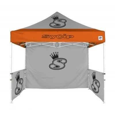 ez up eclipse II steel 8x8 canopy tent sycip