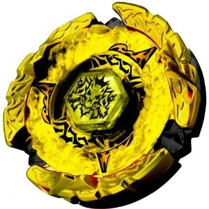Beyblades JAPANESE Metal Fusion Battle Top Starter #BB99 Hell Kerbecs MR145DS Includes Light Launcher!