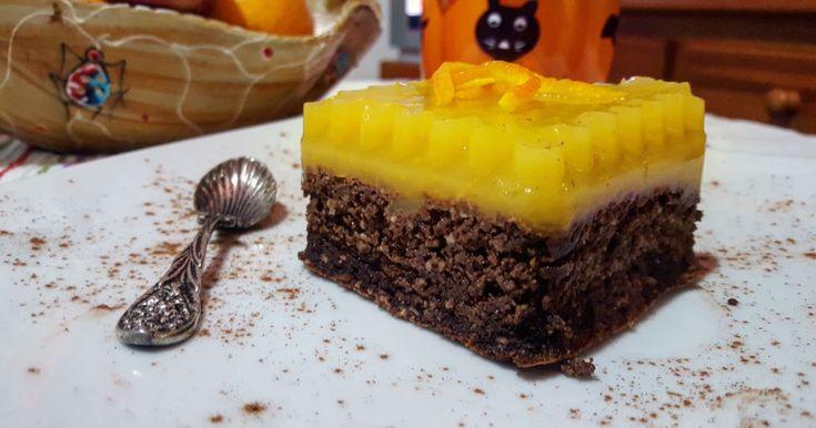 Il tortino al cioccolato fondente e arancia è un dolcetto delizioso e profumato, ottimo per una coccola mattutina oppure per uno spuntino goloso.