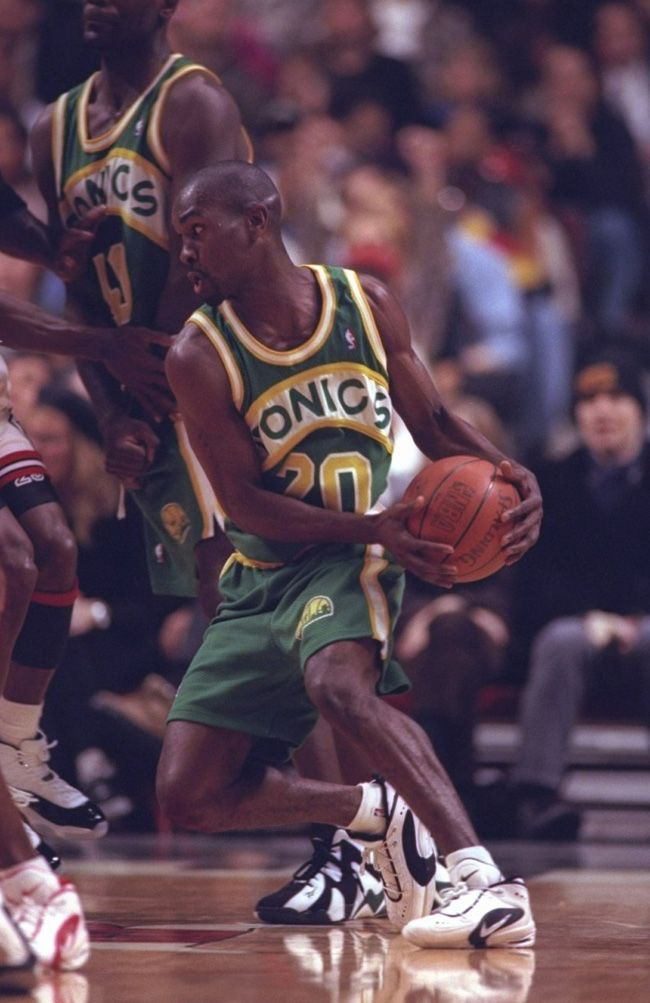 List 'Em // Gary Payton's Top 20 Shoes | Sole Collector
