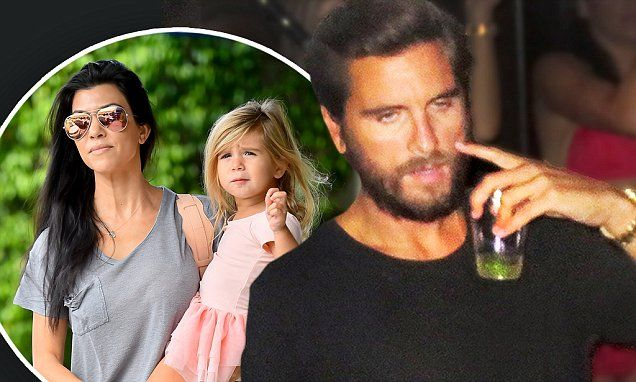Scott Disick checks into rehab: Kourtney's ex seeks help for drug and alcohol addiction while Kardashians rally around Lamar Odom after 'overdose' | Daily Mail Online
