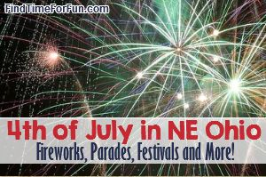 july 4th activities ohio
