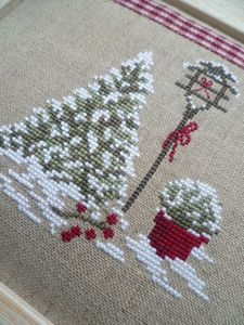 Pretty Christmas Cross Stitch