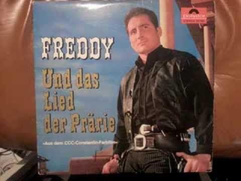 Freddy Quinn - Und das Lied der Prärie Full Album