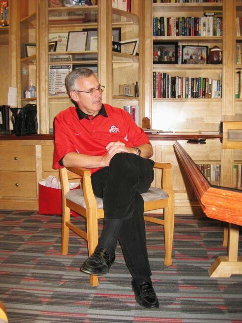 Ohio State Buckeyes Jim Tressel