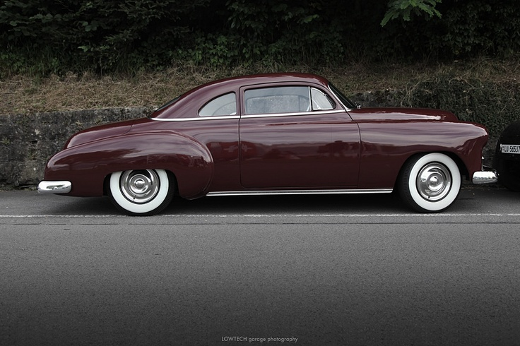 LOWTECH :: traditional hot rods and customs