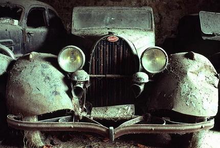 Bugatti..
