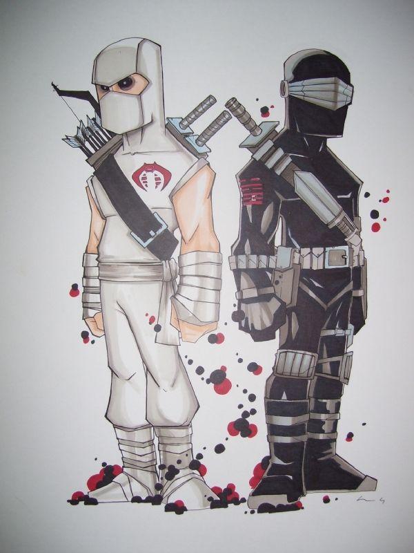Best 25+ Storm Shadow Ideas On Pinterest  Gi Joe, Snake