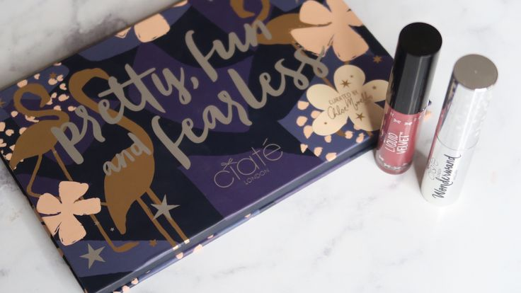 Beauty Haul by Chloe Morello x Ciate London Review! – Love, Angela