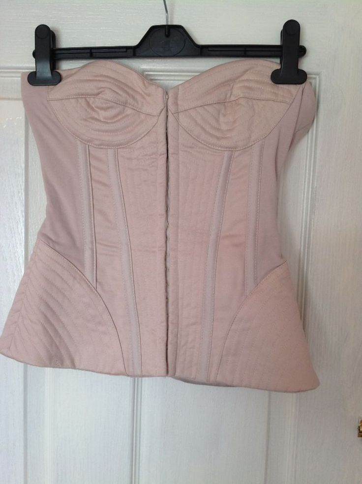 ASOS corset style top size 8 in Clothes, Shoes & Accessories, Women's Clothing, Tops & Shirts | eBay!