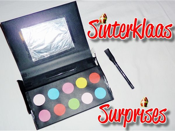 Make-up.  Sinterklaas surprises |