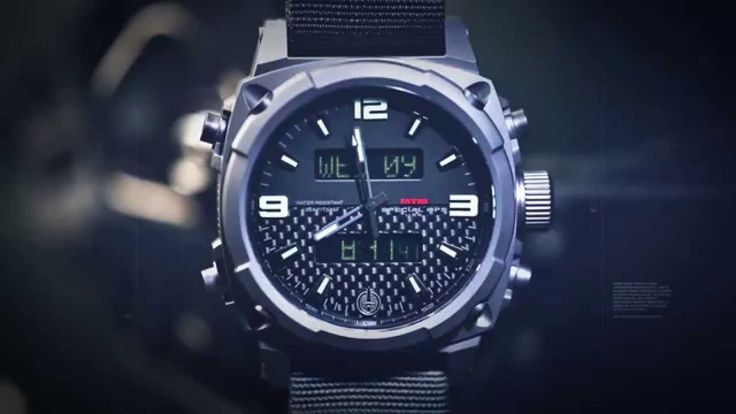 MTM | Special Ops - MTM Air Stryk II - Digital Analog Watches