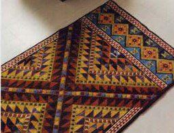 Gallery.ru / Фото #6 - Geometric Carpet - azteca