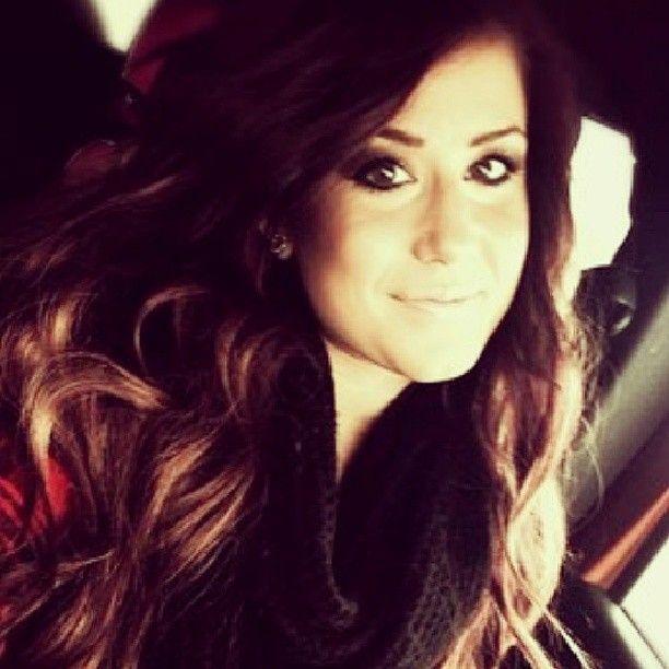 Chelsea Houska's  hair ! Love the color