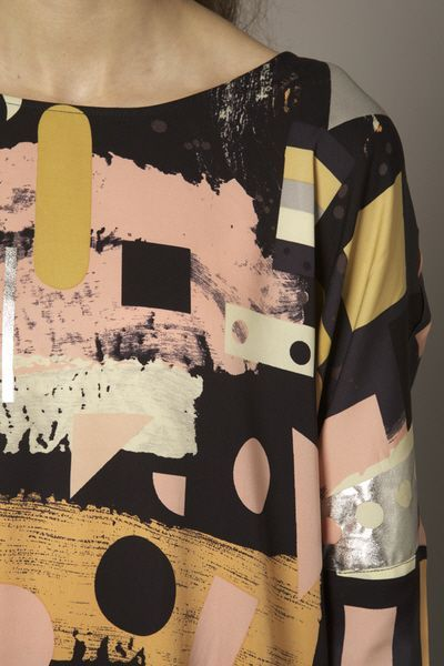 stine goya studio :: print developed in collaboration with artist evren tekinoktay