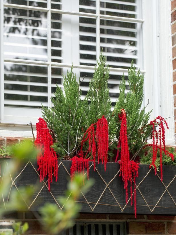 Outdoor Christmas Decorating Ideas : Decorating : Home & Garden ...