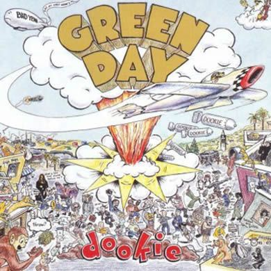Green Day, Dookie - 1994