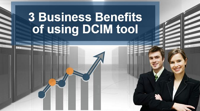 3 Business Benefits of using #DCIM tool.  The three acute features of #Datacenter management tools, like eMagic, has improved the productivity of #enterprises with prominent #costsavings and resource utilization. Know more!    #datastorage #datamanagement #eMagic