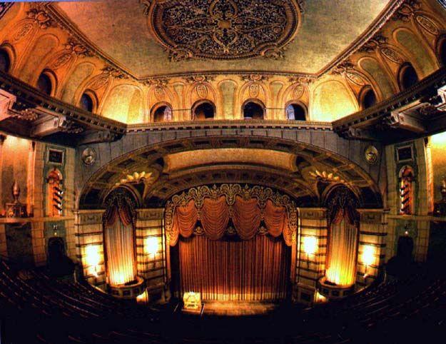 Movie Palace - The Paramount, Cedar Rapids, Iowa 1928