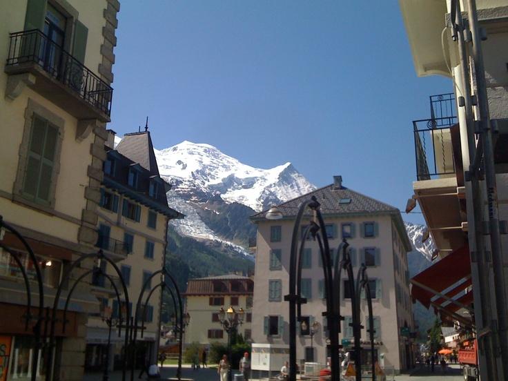 Chamonix-Mount Blanc