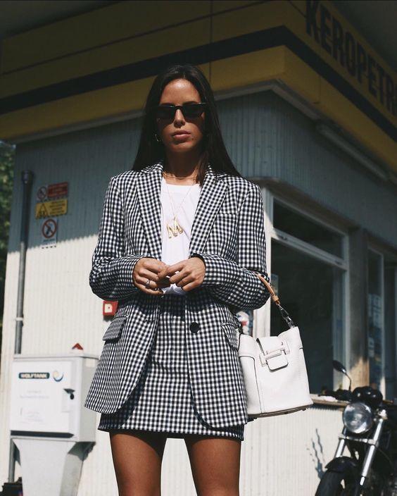 8 Looks That Will Make You Want A Blazer Set … – #Blazer #chic #Set # of Haran