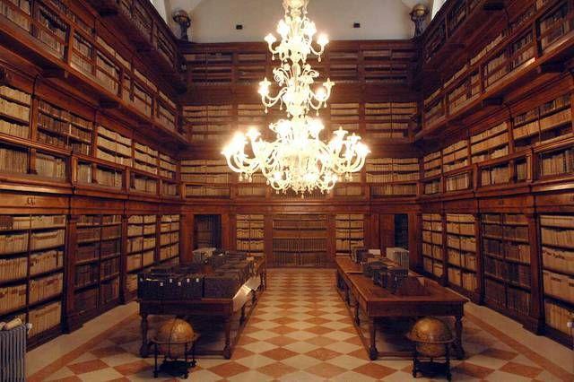 Biblioteche in Italia - Biblioteca Teresiana, Mantova