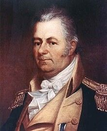 Commodore Thomas Truxtun (1755-1822). Served in the Quasi-War with France and the first Barbary War in North Africa. During his career he commanded a number of famous ships, including USS Constitution and USS President.