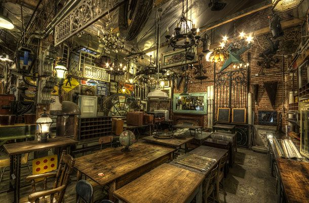 NYC Antiques Store: Olde Good Things, Architectural Salvage Store, Buy Altered Antiques | OGTstore.com