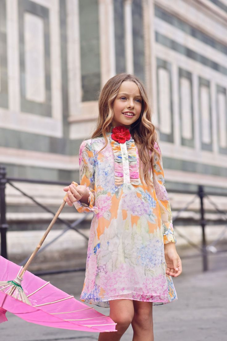 Enfant Street Style by Gina Kim Photography gucci kids dress